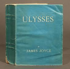 1922 edition published by Sylvia Beach, Paris