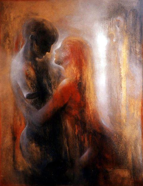 Untitled work © Neamat Badawi - Syrian Artist - by permission: facebook.com/thesyrianart